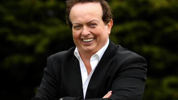 Pic: Marty Morrissey looked super cool DJing in a nightclub in Cork last night