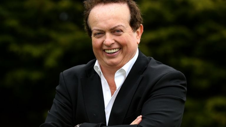 Pic: So, there was more than one Marty Morrissey at the Aussie Rules this weekend