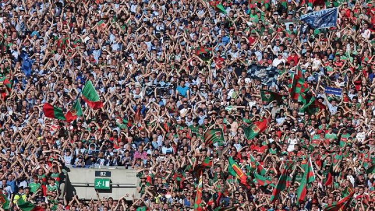 Were you at the All-Ireland final yesterday? Spot yourself in the crowd with eircom FanPic