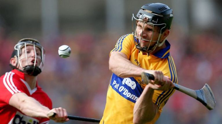 Puc Fado: The final few minutes of Cork v Clare, with Marty Morrisey's epic commentary