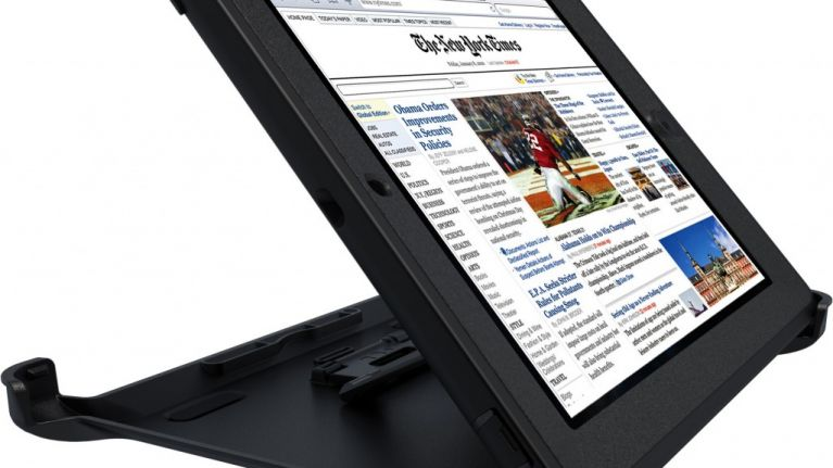 Review: OtterBox Defender iPad case