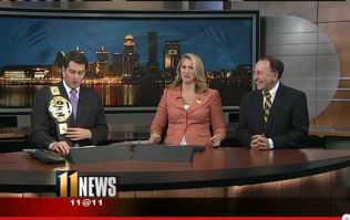 Video: How many former WWE stars does this anchor crowbar into his news report?
