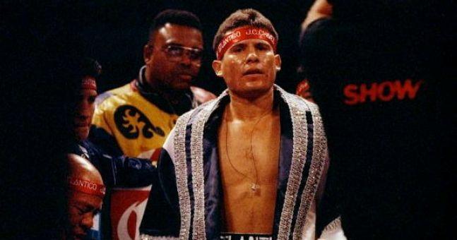 JOE's favourite Mexican sportsmen: Julio Cesar Chavez