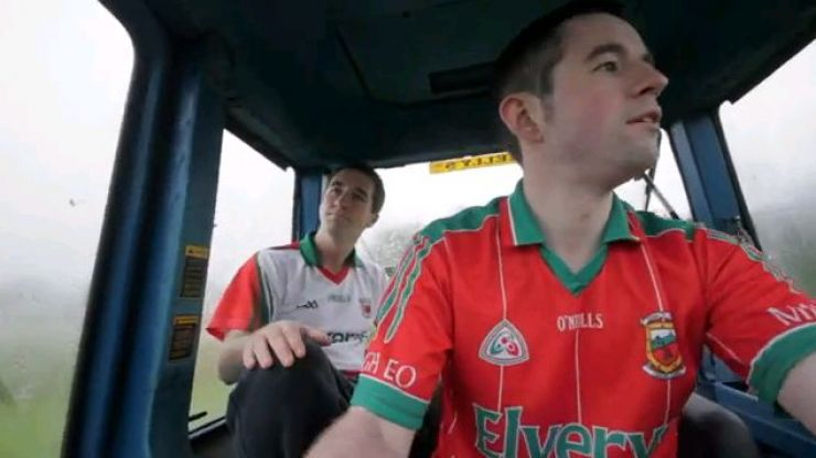 The best Mayo GAA song and video of the year so far