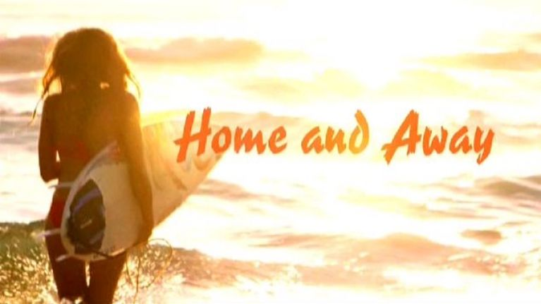 Pic: David McWilliams got absolutely burned by this Home and Away loving fan