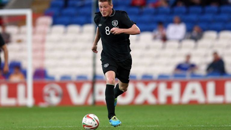 James McCarthy out of Ireland squad to play Gibraltar and Germany through injury