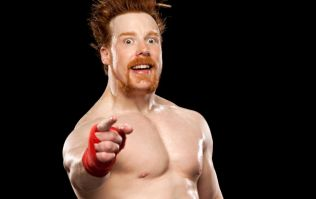 Pic: Leinster Rugby and WWE's Sheamus, together at last
