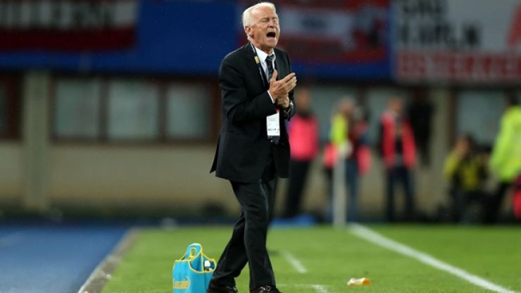 Reports in Italy say that Giovanni Trapattoni has a new international job