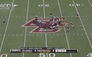 Video: This fake punt play is so good it fooled the defence and the TV crew