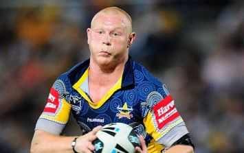 'Penis biting' allegations made against Australian rugby league player