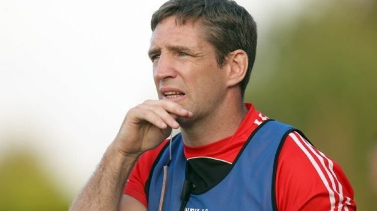 Geezer's gone as Kildare decide not to hold on to McGeeney