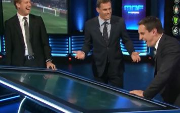 Jamie Carragher: 'Nobody wants to grow up to be a Gary Neville' (Video)