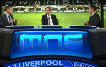 Video: Neville and Carragher discuss Man United malaise and Suarez v Aguero on MNF