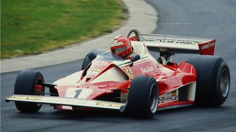 Formula One Legend Niki Lauda Talks About New F1 Feature Film Rush