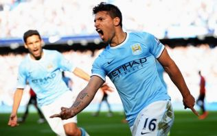 Video: Aguero fires Man City ahead in Manchester derby
