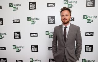 Picture: Aaron Paul pulls off an epic photobomb on unsuspecting couple
