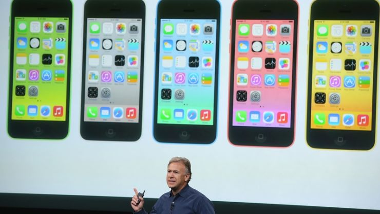 Pictures: The new iPhone 5c, iPhone 5S and all you need to know from the Apple event today