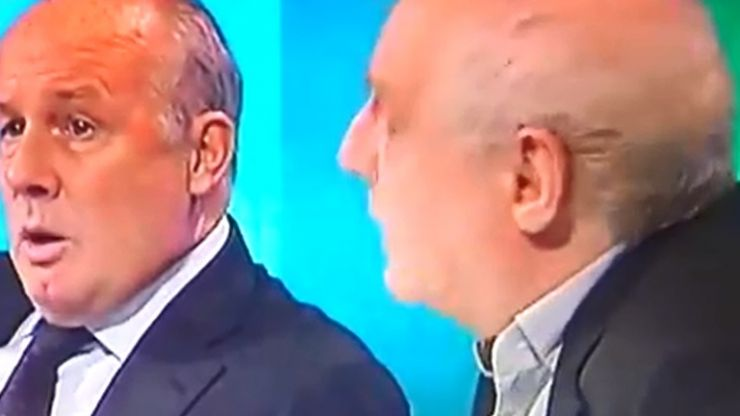 Video: Liam and Eamon argue over Trap's salary, then become best friends