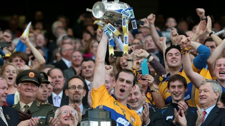 Here's who will play who in the Hurling Qualifiers