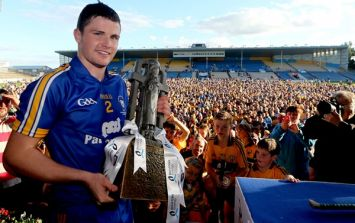 Pic: Sky had a very interesting description of the All-Ireland under-21 final on TG4 yesterday
