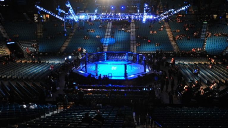 Check out the Euro Fight Night in Dublin tonight live with