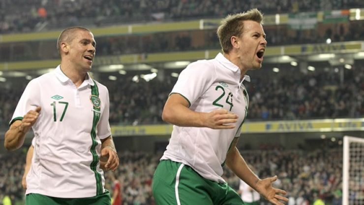 Republic of Ireland striker completes move to Reading