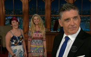 Video: Two Irish girls on a J1 end up on one of the biggest late night shows on US TV