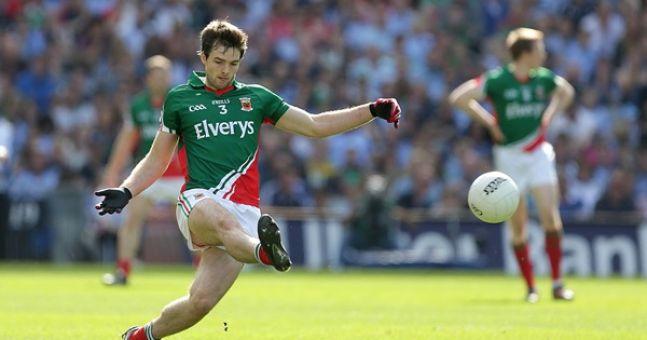 Mayo v Dublin: 10 Questions with… Ger Cafferkey