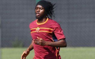 Oh no Gervinho! – Roma forward produces hilarious screw shot against Lazio