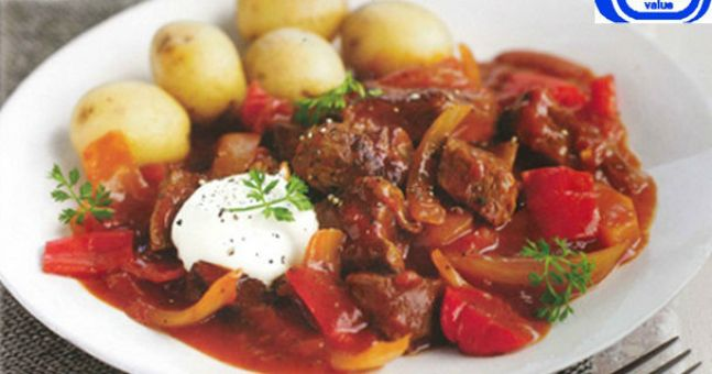 Recipe Of The Week Hungarian Beef Goulash