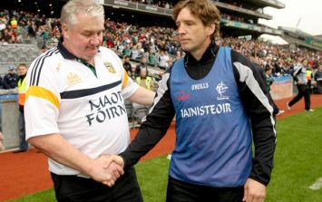 Is the Official Armagh GAA account backing the Bring back Geezer campaign?