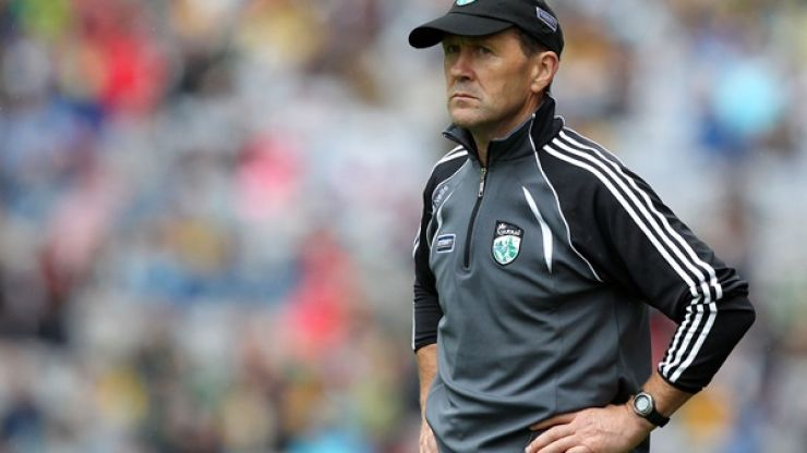Could Jack O'Connor be the next manager of the Kildare footballers?