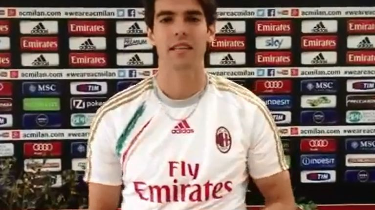 Sound man Kaka tells AC Milan not to pay him until he's ready to play again