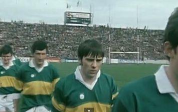 Video: GAA pays tribute to Kerry and Dublin legends