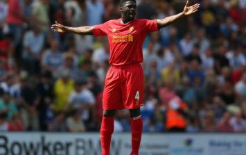 Kolo Toure offers to change his name so misspelled tattoo is correct
