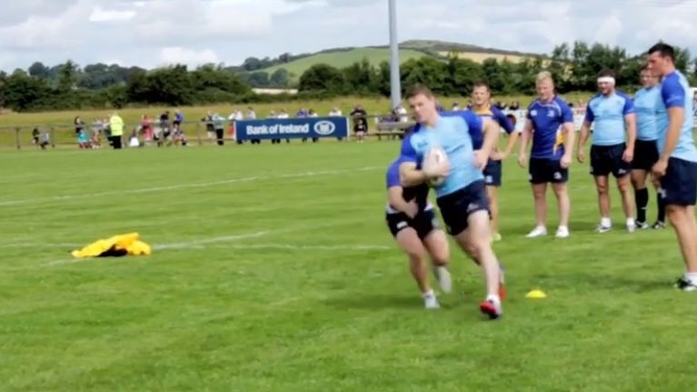 Video: JOE talks sports nutrition with Leinster's senior performance nutritionist