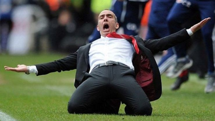 Pic: One Sunderland fan probably now regrets getting this massive Paolo Di Canio tattoo on his back