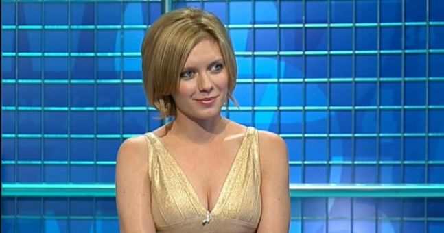 Pic Rachel Riley Gets Arse Out On Countdown Joe Ie