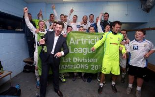 Rod's squad gain promotion as Athlone clinch title against Waterford