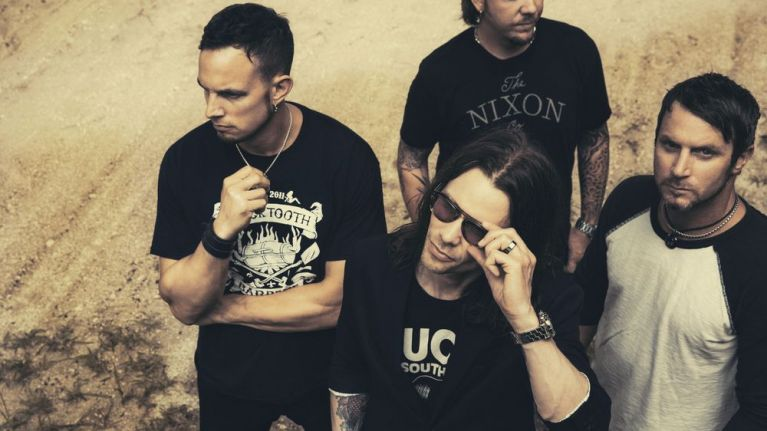 Exclusive: Check out Alter Bridge's new music video for 'Addicted To Pain' ONLY on JOE