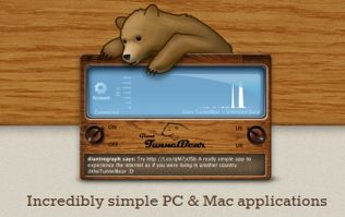 App of the Week: Tunnel Bear