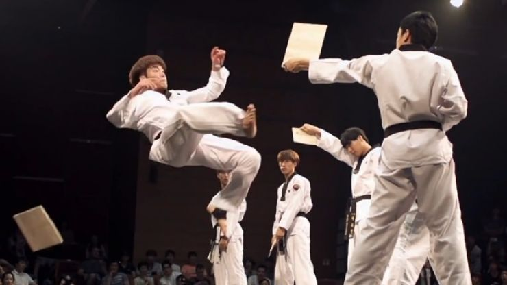 Video: The highlights package from the Red Bull Taekwondo Kick tournament is pretty spectacular