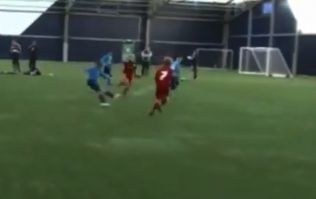 Video: West Brom under-11 player scores the most unbelievable goal you'll see this week