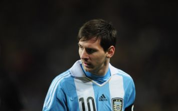 Video: A compilation of all of Messi's fantastic assists for Argentina
