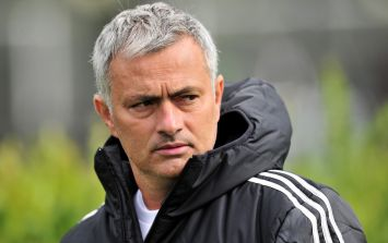 A Special Moment: Jose Mourinho welcomes back journalist after his battle with cancer