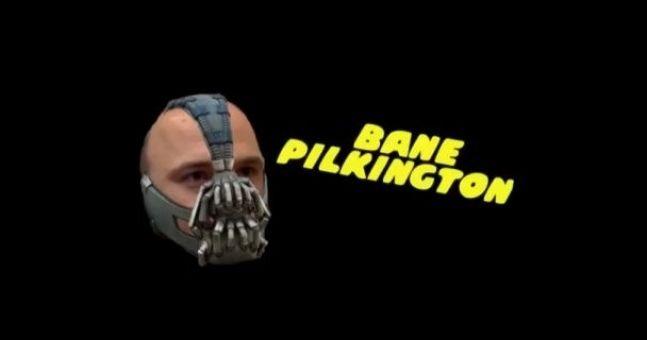 Video: If Karl Pilkington played Bane in The Dark Knight Rises