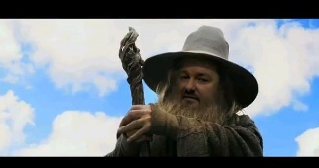 You've seen the fantastic The Hobbit/The Office mash-up, right?