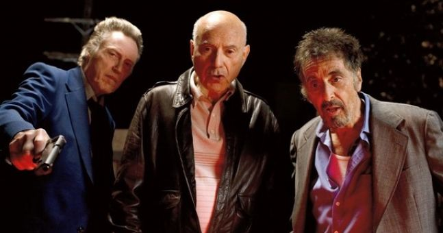 Video: Christopher Walken and Al Pacino in Stand Up Guys trailer
