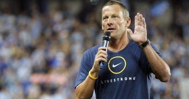 Video: Have you heard the brilliant Lance Armstrong /Creep mash-up?