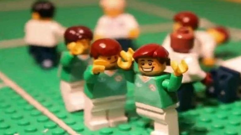 LEGO is 55 today so to celebrate here's five of the best